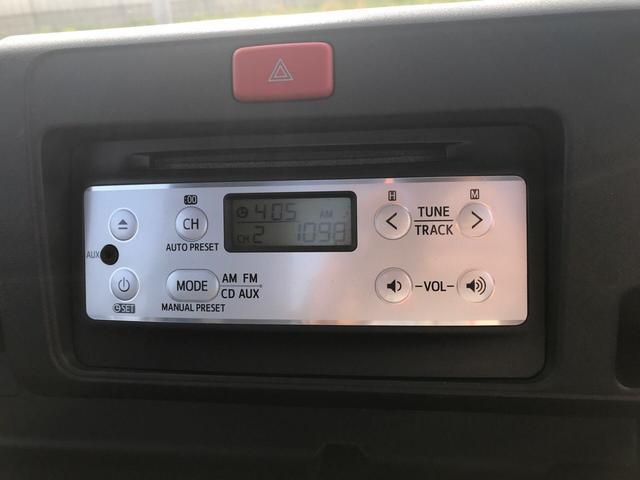 スタンダード 4WD オートマ ワンオーナー CDデッキ(12枚目)