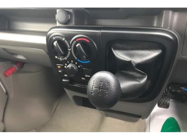 ジョインターボ 4WD 5速MT キーレス CD ETC(11枚目)