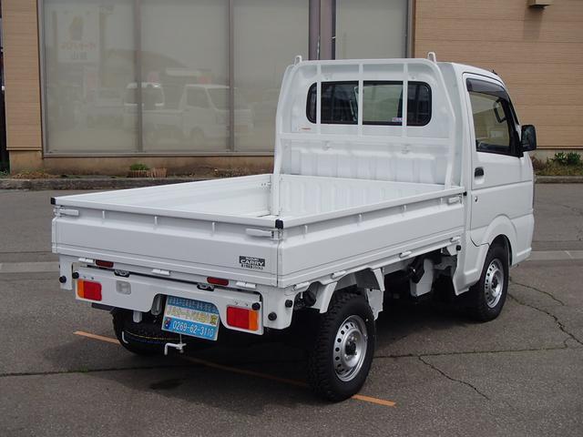 4WDダンプ 3速A/T(8枚目)
