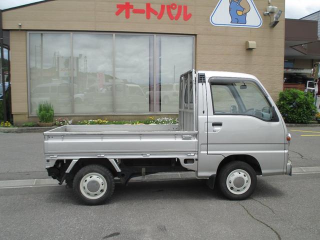 「スバル」「サンバートラック」「トラック」「長野県」の中古車5
