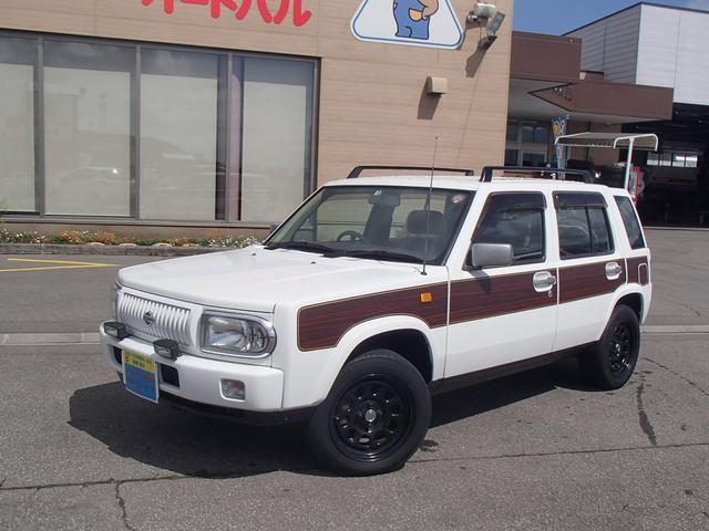 「日産」「ラシーン」「SUV・クロカン」「長野県」の中古車2