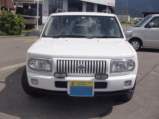 「日産」「ラシーン」「SUV・クロカン」「長野県」の中古車3