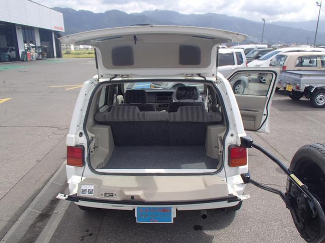 「日産」「ラシーン」「SUV・クロカン」「長野県」の中古車9