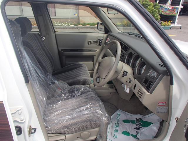 「日産」「ラシーン」「SUV・クロカン」「長野県」の中古車10
