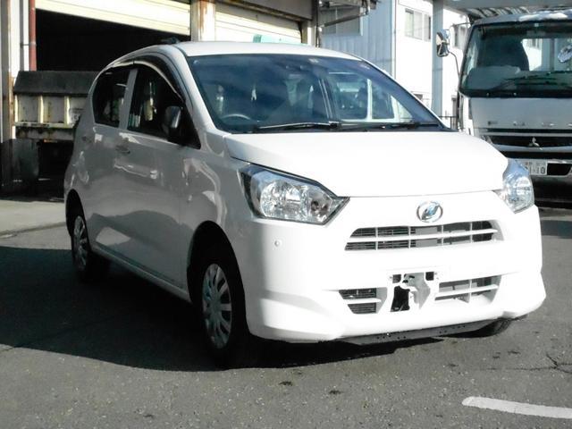「ダイハツ」「ミライース」「軽自動車」「長野県」の中古車6