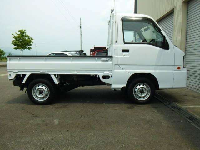 スバル サンバートラック TC 4WD マニュアル5速 1オーナー エアコン パワステ