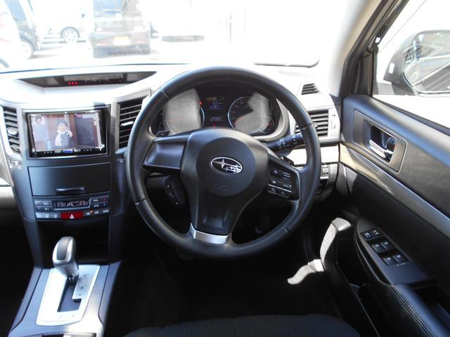 スバル レガシィツーリングワゴン 2.5iアイサイト4WD SDナビ Bカメラ ETC