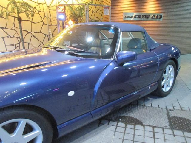 「TVR」「TVR キミーラ」「オープンカー」「長野県」の中古車5