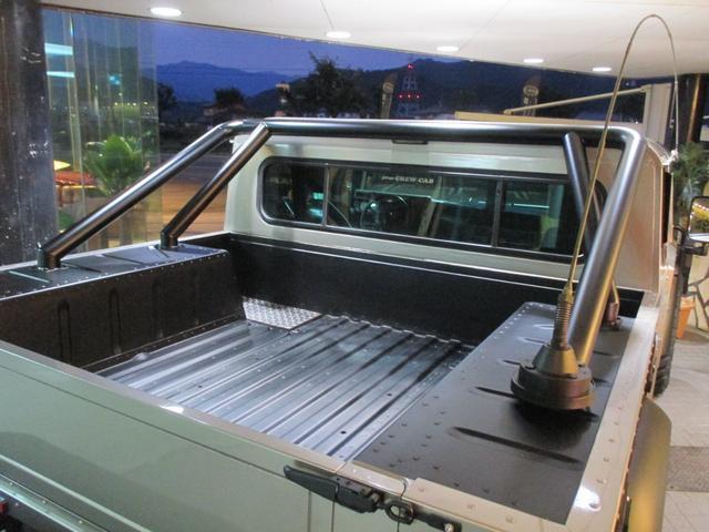 荷台スペースは多彩な使用用途が可能!お楽しみ盛沢山で御座います。