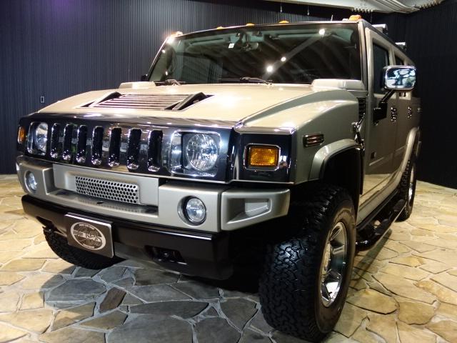 「ハマー」「ハマーH2」「SUV・クロカン」「長野県」の中古車3