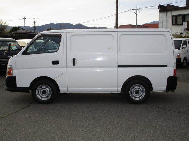 ロングルートバンDX 保冷車(5枚目)