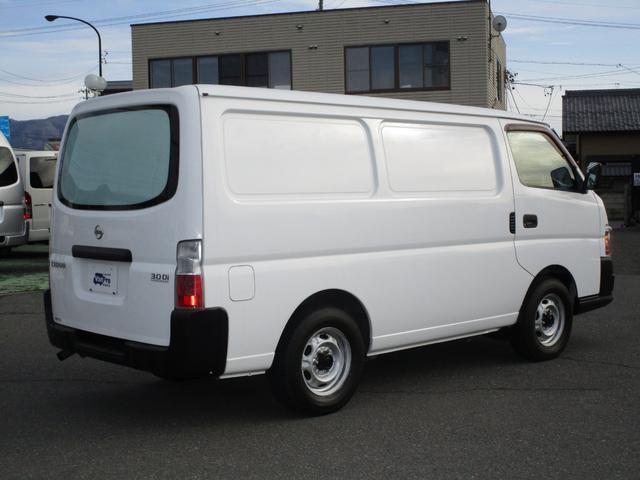 ロングルートバンDX 保冷車(8枚目)