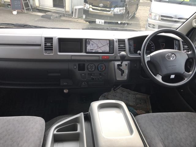 GLロング 4WD メモリーナビ フルセグTV ETC車載器(7枚目)