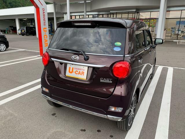 「ダイハツ」「キャスト」「コンパクトカー」「長野県」の中古車8