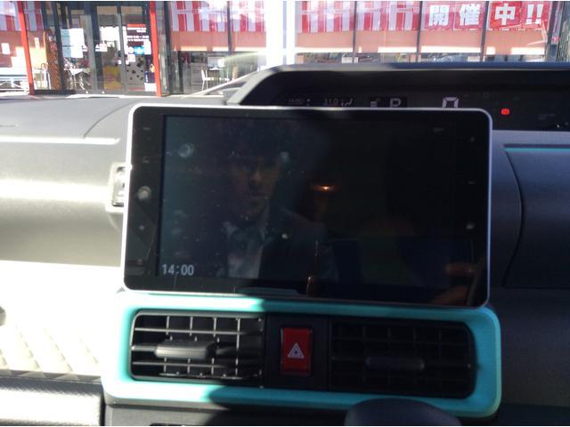 Xセレクション 4WD 純正9インチナビ・ドラレコ付(10枚目)