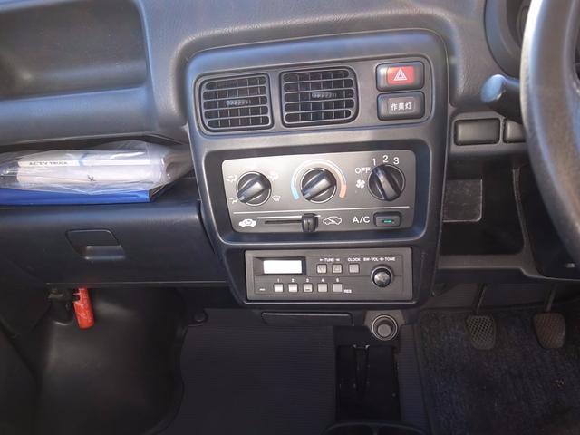 ホンダ アクティトラック SDX 4WD 5速MT AC パワステ エアバック 記録簿