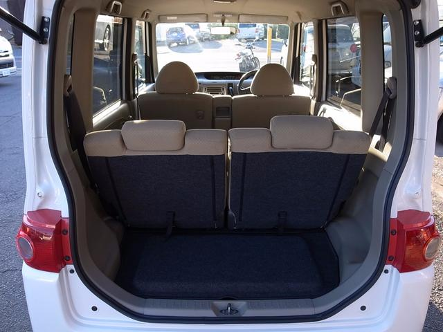ダイハツ タント L 4WD コラムAT キーレス CD MD オートエアコン