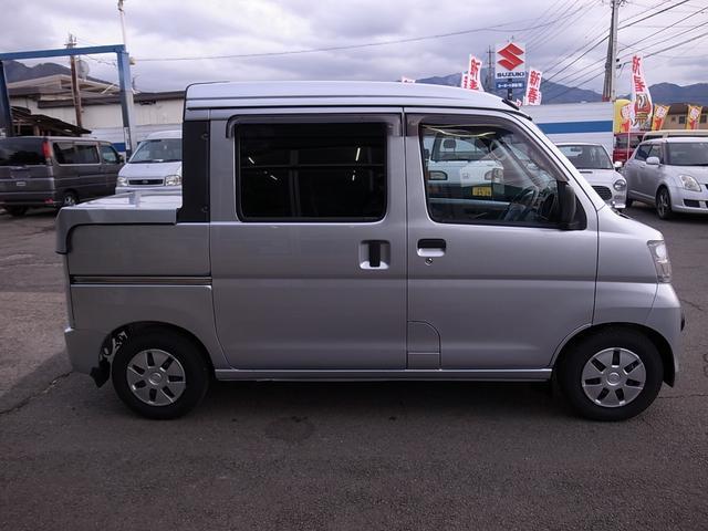 「ダイハツ」「ハイゼットカーゴ」「軽自動車」「長野県」の中古車4