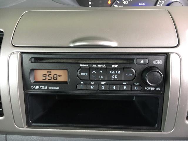 ダイハツ タント VS 4WD スマートキー アルミホイール CDデッキ