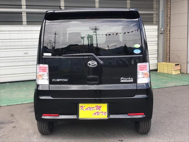 カスタム X 4WD スマートキー CDデッキ 新品タイヤ(17枚目)