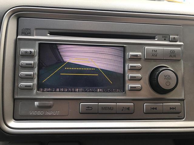 G 4WD バックカメラ付 CDオーディオ キーレス(11枚目)