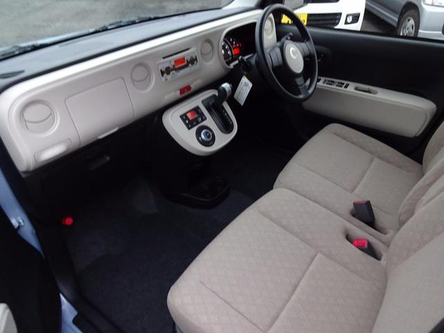 ダイハツ ミラココア ココアX 登録未使用車 CVT 4WD フル装備ベンチシート