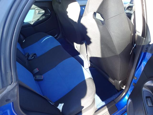 スバル インプレッサ WRX STi 6MT ターボ 4WD フル装備 HID