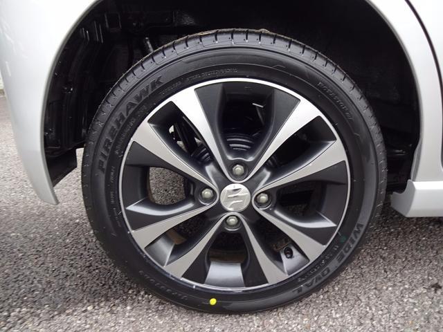 スズキ ワゴンRスティングレー T 1オーナー 禁煙車 4WD タイヤ新品 ターボ 4WD