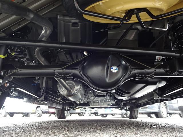 スズキ エブリイワゴン PZターボSP 届出済未使用車 レーダーブレーキ 4WD