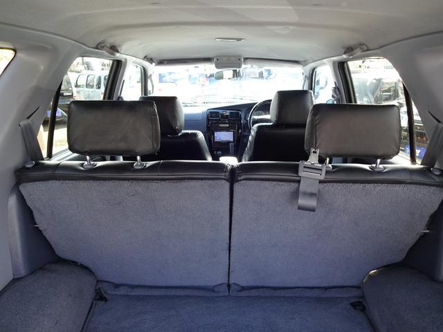 トヨタ ハイラックスサーフ SSR-X リフトアップ 社外16AW ナビ TV 4WD