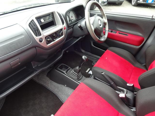 ベースグレード 5MT ターボ 4WD レカロシート ABS(11枚目)