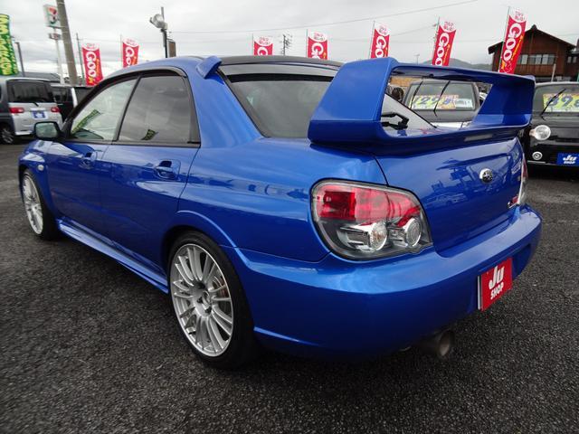 WRX STi 6MT ターボ 4WD HDDナビ 車庫調(15枚目)