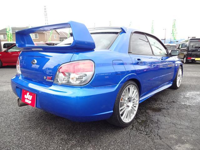 WRX STi 6MT ターボ 4WD HDDナビ 車庫調(16枚目)