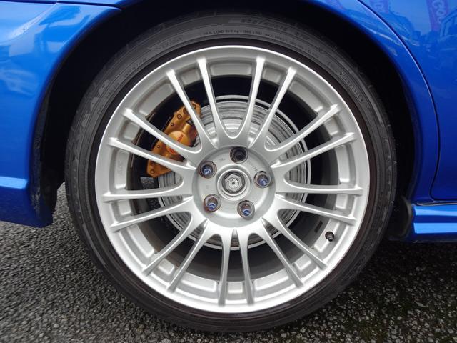WRX STi 6MT ターボ 4WD HDDナビ 車庫調(18枚目)