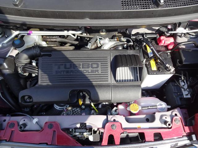 アクティバG ターボ SAIII 1オーナー 禁煙車 4WD(20枚目)