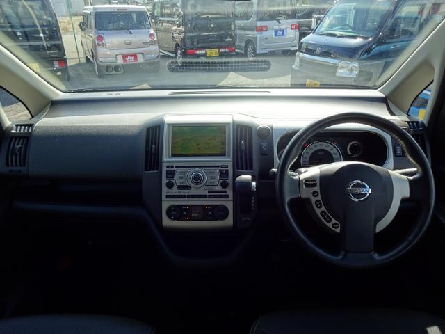ハイウェイスター ワンオーナー HDDナビ 4WD HID(9枚目)