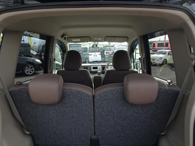 パステル 禁煙車 記録簿 バックカメラ ABS フル装備(12枚目)