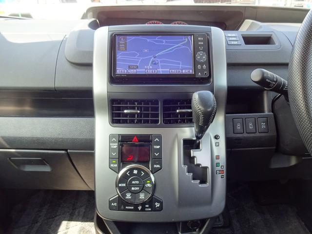 ZS 煌II1オーナー 禁煙車 記録簿 ナビ 4WD ABS(10枚目)