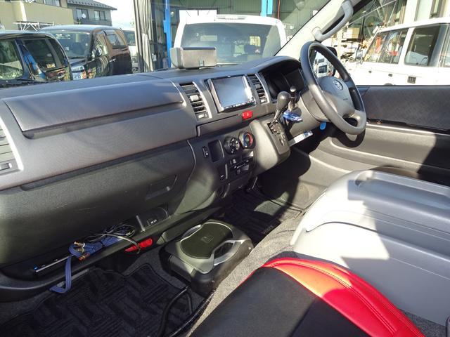 ロングスーパーGL 1オーナー 禁煙車 ナビ TV 4WD(11枚目)