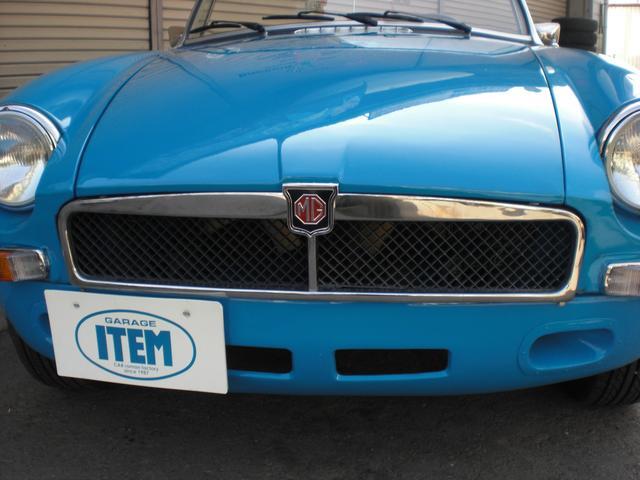 「MG」「MGB」「オープンカー」「長野県」の中古車5