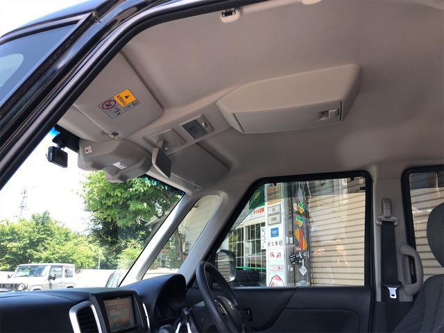 X デュアルカメラブレーキサポート 両側パワースライドドア 社外ナビ フルセグTV プッシュスタート スマートキー ETC ドライブレコーダー オーバーヘッドコンソール 車線逸脱警報 ワンオーナー(19枚目)