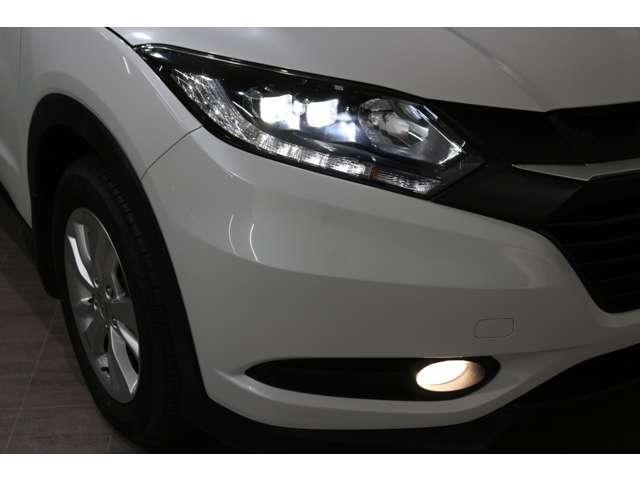 LEDヘッドライト&ハロゲンフォグライト