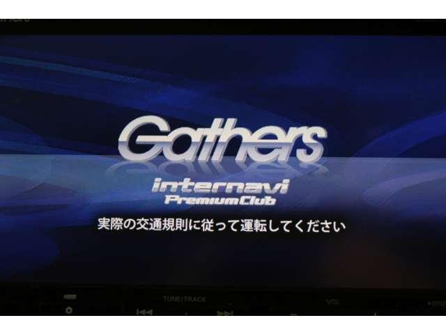 Gプレミアムエディション ギャザスナビ DVD リアモニター(11枚目)