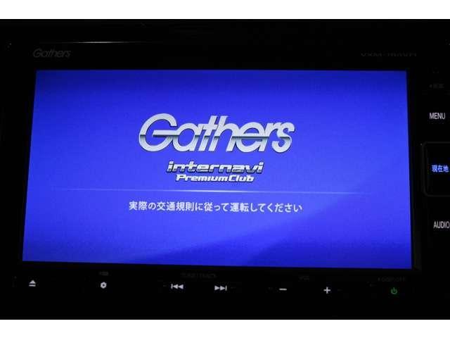 G ターボSSパッケージII ギャザズナビ DVD フルセグ(11枚目)