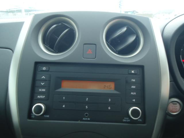 日産 ノート X FOUR 4WD エマージェンシブレーキ ESC