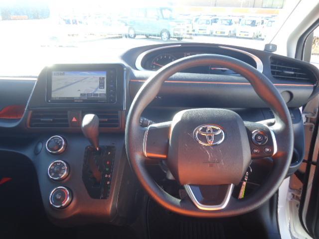X 4WD セーフティーセンス SDナビ 左パワスラ(10枚目)