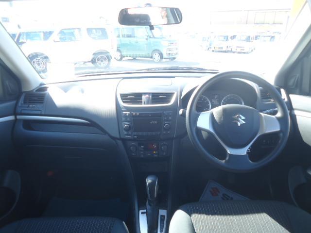 スズキ スイフト XG ABS WSRS CD 4WD