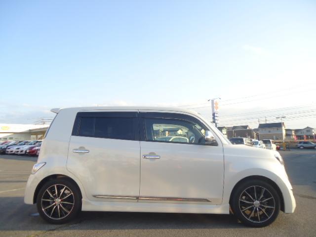 トヨタ bB S 煌-G HDDナビ HIDライト ローダウン