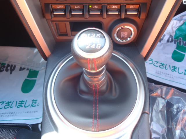 トヨタ 86 GT ワンオーナー 純正ナビ 18インチアルミ ダウンサス