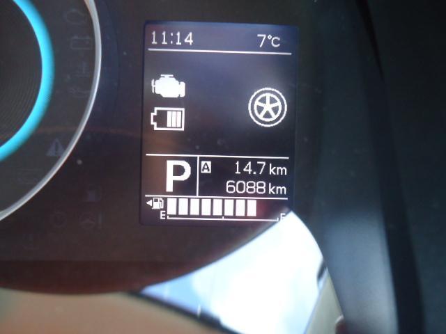 ハイブリッドMZ 4WD 純正8インチナビLEDヘッドライト(10枚目)